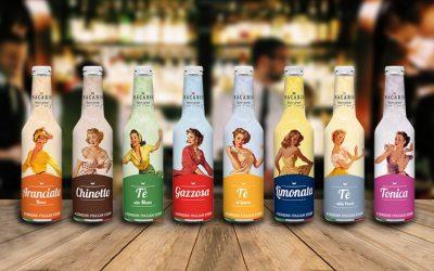 Zoom sur les boissons italiennes «Macario Retro Drink»